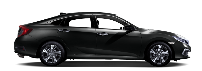 Warna honda civic black