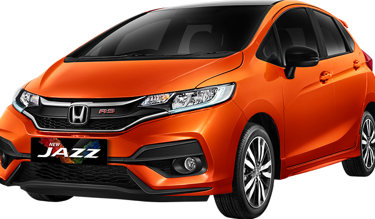 honda jazz orange