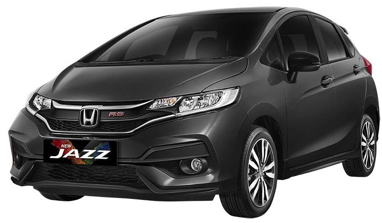 honda jazz grey