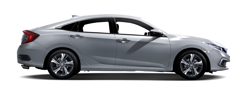Warna honda civic silver
